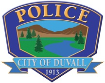 City of Duvall Police Logo